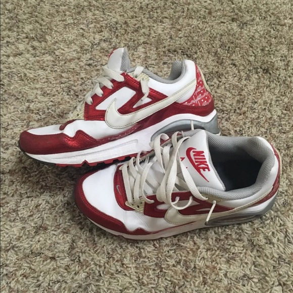 Nike Valentine S Day Heart Red Air Max Rare